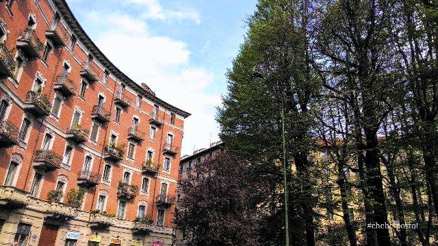 Torino, Largo Montebello